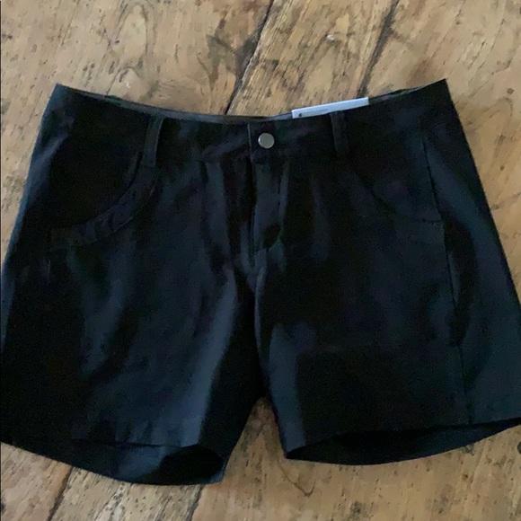 Pants - Black shorts